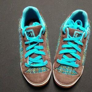 Womans DC shoes size 9 Chelsea modle
